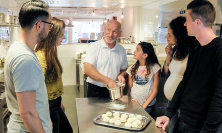 Bakworkshop naar keuze voor 26 pers. bij De Luncherij in Vlijmen