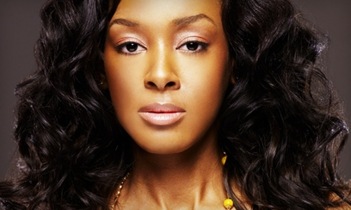The Nadia Vassell Salon - Lower East Side: $150 for $300 Toward Hair Extensions, Weaves, and Brazilian Blowout Treatments at The Nadia Vassell Salon