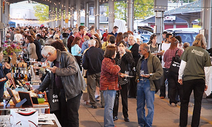 Foodlink Festival of Food - South Marketview Heights: $20 for a Ticket to Festival of Food (Up to $50 Value)