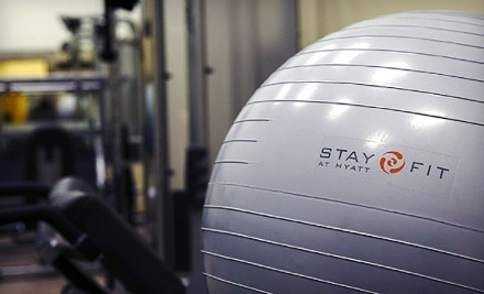 Hyatt Regency StayFit Athletic Club - Hyatt Regency StayFit Athletic Club in Minneapolis