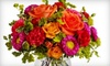 Rose Bowl Floral - West Grand: $20 for $40 Worth of Fresh Flowers at Rose Bowl Floral