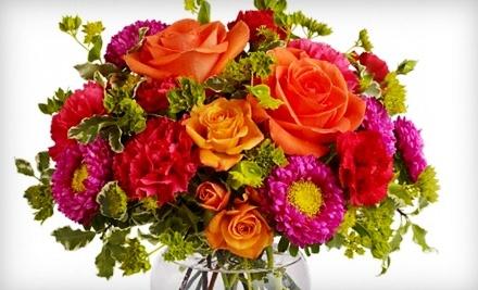 $40 Groupon to Rose Bowl Floral - Rose Bowl Floral in Grand Rapids