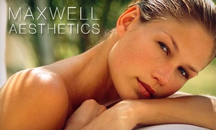 Maxwell Aesthetics - Bellmont/Hillsboro: $49 for a Facial and Skin Analysis at Maxwell Aesthetics ($150 Value)