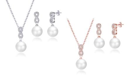 Set di perle con Swarovski®