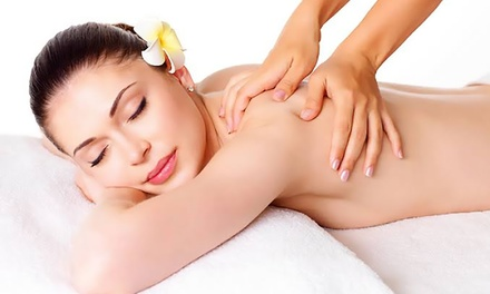 $79 for Choice of 120Minute Massage Pamper Package at Ocean Blue Day Spa Up to $230 Value