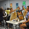 51% Off BYOB Painting Class at The Wine Palette