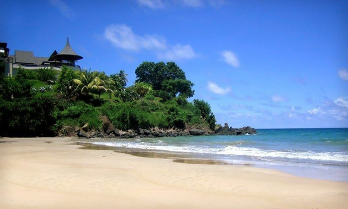 Upscale Hotel Near Secluded Beach In Tobago