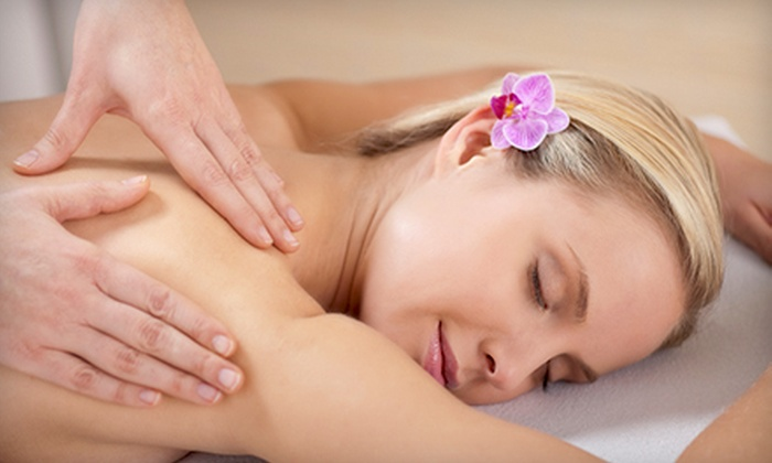 Med Spa at Seena One - Garden Acres Area: $49 for a Spa Package with One-Hour Swedish Massage and Infrared-Sauna Session at MedSpa at Seena One ($110 Value)