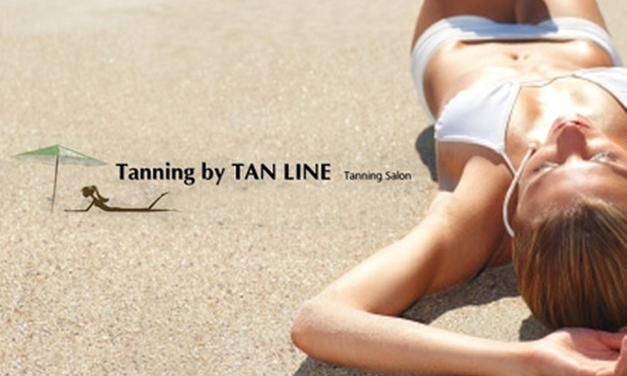 Tan Line - Dupont Circle: $20 for $40 Worth of Tanning Services and Products at Tanning by TAN LINE