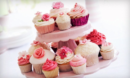 Cupcake Bar for up to 50 Guests (a $1,000 value) - CupCake CornuCopia Inc. in