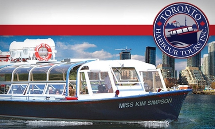 Toronto Harbour Tours - Downtown Toronto: $8 for a One-Hour Boat Tour from Toronto Harbour Tours