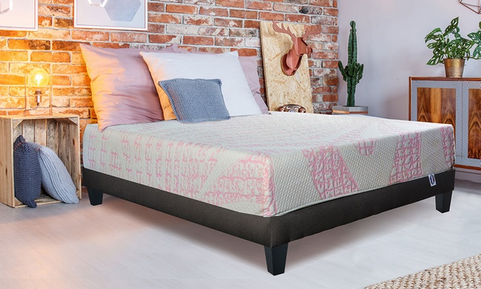 matelas gel frais groupon shopping. Black Bedroom Furniture Sets. Home Design Ideas