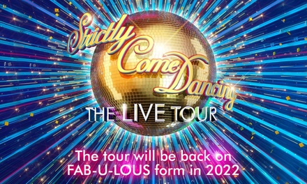 groupon.co.uk - Strictly Come Dancing: The Live Tour, 20 January – 13 February 2022, 9 Arena Dates