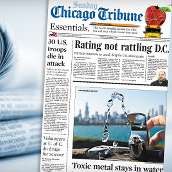 image about Chicago Tribune Daily Sudoku Printable called \