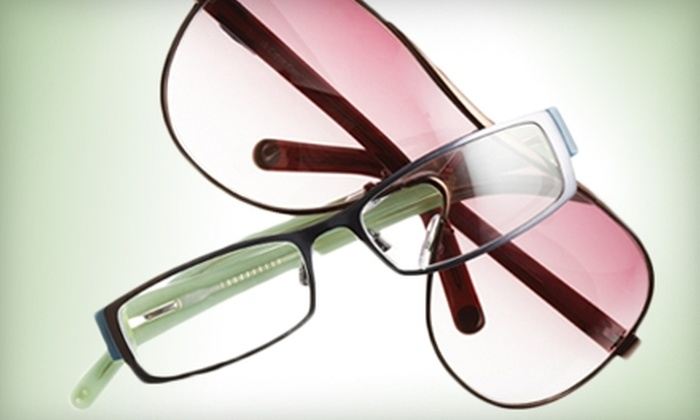 $50 for $250 Worth of Prescription Eyewear from Eye Care Associates. Choose from 19 Locations.