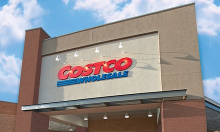 One-Year Costco Gold Star Membership Package with a $40 Costco Shop Card and $40 Off Online Order