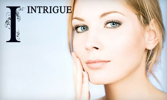Intrigue by Colour Salon & Spa - Northwest Side: $35 for Facial ($70 Value) or $60 for Ultimate Facial ($120 Value) at Intrigue by Colour Salon & Spa