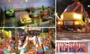 Fun Station USA - Lynbrook: $13 for an Unlimited-Ride Wristband Plus a $10 Game Card at Fun Station USA (Up to $26.95 Value)