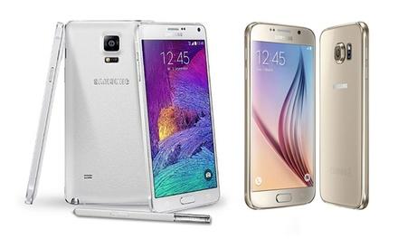 Samsung Galaxy S5 Mini/S5/S6/S6 Edge/Note 4/ A3, reconditionné , garanti 1 an, livraison offerte