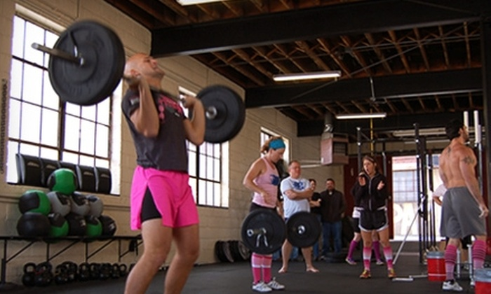 Brickhouse Crossfit - Downtown: $35 for One Month of Unlimited Fitness Classes at Brickhouse CrossFit ($150 Value)