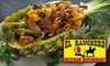 Ranchero Mexican Restaurant - East Ridge: $10 for $20 Worth of Mexican Fare and Drinks at El Ranchero Mexican Restaurant in East Ridge