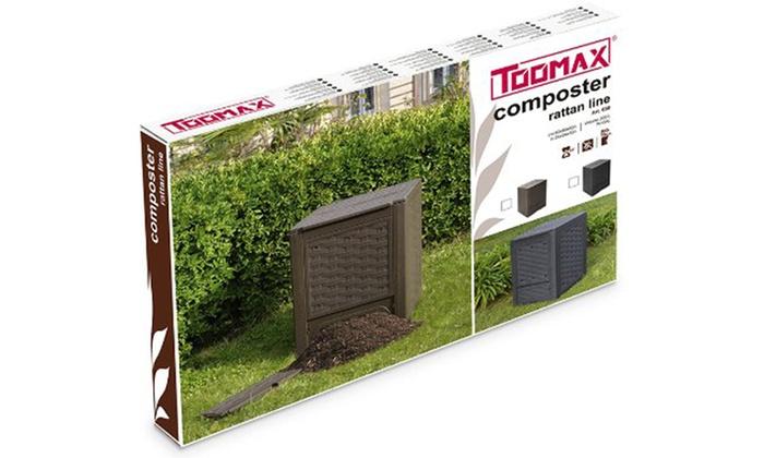 Fino a 38% su Composter da 300L Toomax | Groupon