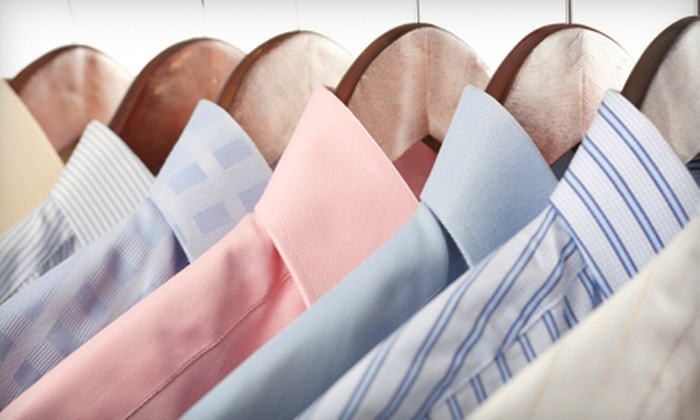 West Huntsville Cleaners - Multiple Locations: $10 for $20 Worth of Dry Cleaning at West Huntsville Cleaners
