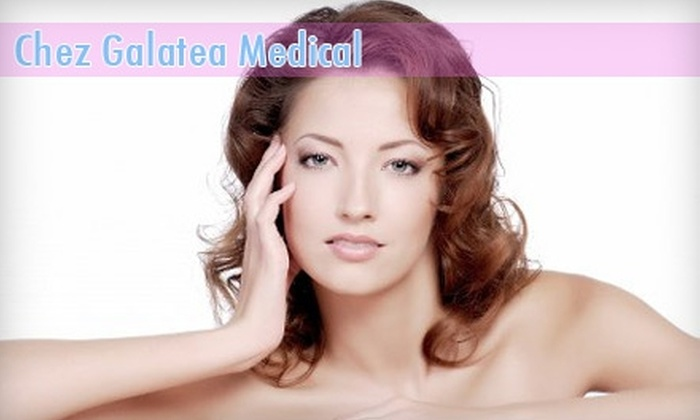 Chez Galatea Medical Inc. - Downtown Thousand Oaks: $55 for European Facial and Eyebrow Wax ($115 Value) or $75 for $150 Worth of Botox at Chez Galatea Medical Inc.