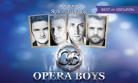 The Opera Boys, William Aston Hall, Wrexham, 31 March (Up to 32% Off)