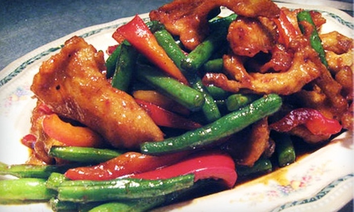 Bangkok Cuisine Express - Reno: $10 for $20 Worth of Thai Cuisine and Drinks at Bangkok Cuisine Express