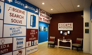 Up to 46% Off at Escape Room Virginia Beach at Escape Room Virginia Beach, plus 6.0% Cash Back from Ebates.