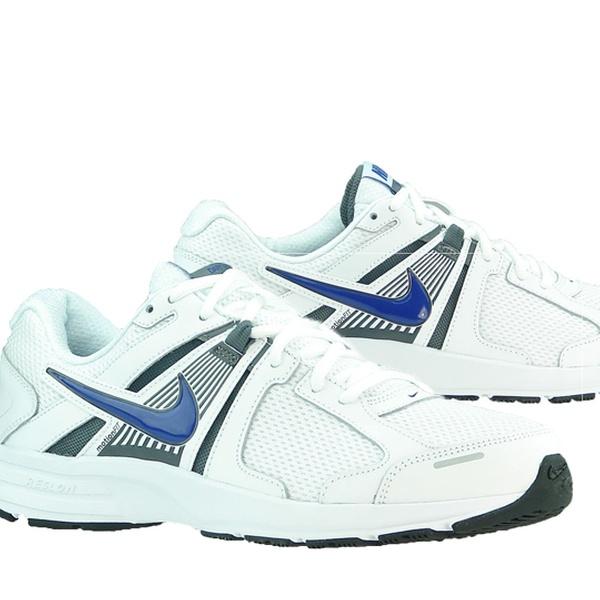 Nike Herren Sportschuhe Dart 10 in Weiß (33% sparen*)