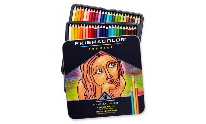up to 38 off on prismacolor soft color pencils groupon goods
