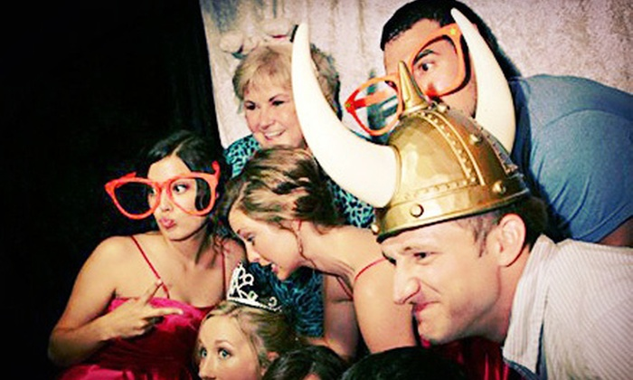 Say Cheez Photo Booth - Athens: $239 for a Two-Hour Photo-Booth Rental from Say Cheez Photo Booth (Up to $500 Value)