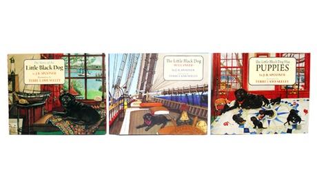 Little Black Dog Book Bundle (3-Piece) 684b929a-253e-11e7-9488-002590604002
