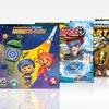 4-Game Kids' Nintendo DS Bundle