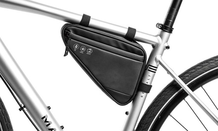 $29 for a Waterproof Triangle Bicycle Frame Bag