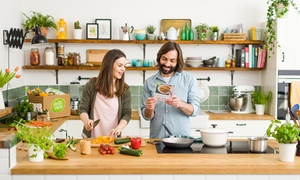 HelloFresh Australia: From $59 for a Family Box of Cook-at-Home Meals from HelloFresh Australia, Redeemable Online (From $140 Value)