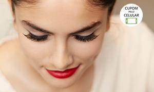Bem Bonita: Bem Bonita - Recanto das Emas: maquiagem + cílios postiços (opção com penteado)