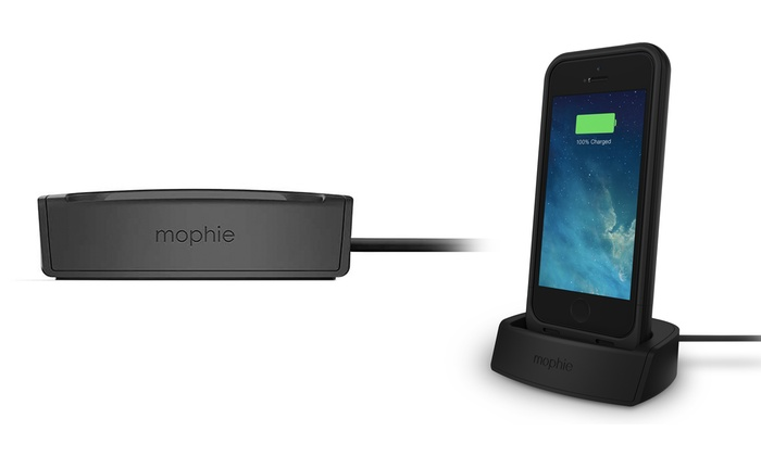 competitive price 7f0ab 57dce Mophie Desktop Charging Dock for Juice Pack iPhone 5/5S
