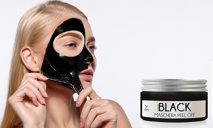 Peel Off masques : 15, 30 ou 45 traitements charbon noir