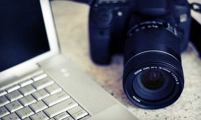 Photomart - Downtown Scottsdale: Beginners Digital-Photography Workshop with Outdoor Shoot and Critique for One or Two from Photomart (Up to 70% Off)