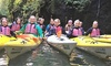 Winter Glow-Worm Kayak Experience