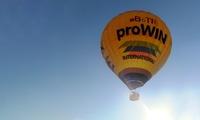 Wertgutschein über 100 € anrechenbar auf eine Stratos-Ballonfahrt von Ballonfahrten Südwest