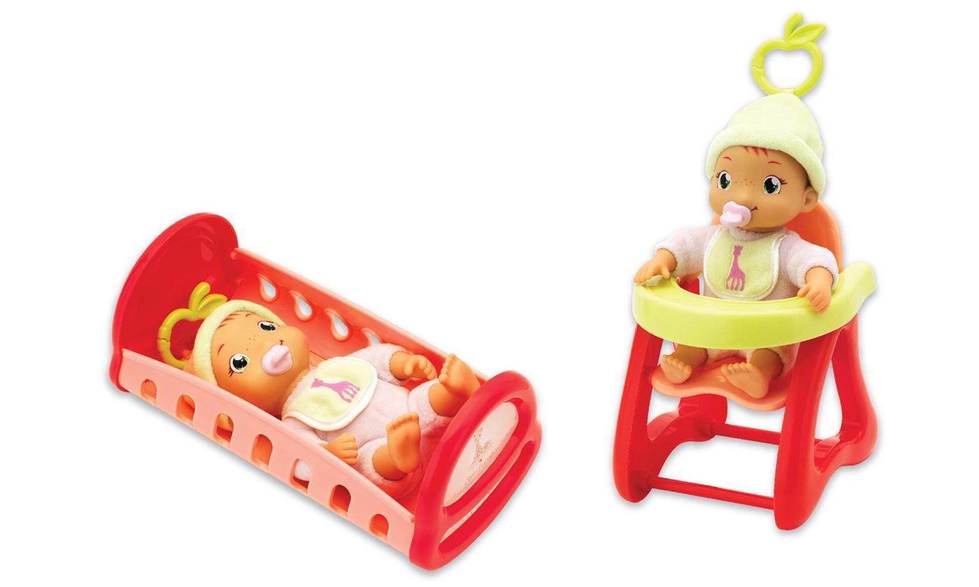 sophie soft doll sets