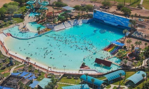 Up to 79% Off Season Pass to Big Surf Waterpark at Big Surf Waterpark, plus 6.0% Cash Back from Ebates.