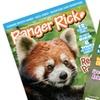 """33% Off """"Ranger Rick"""" or """"Ranger Rick Jr."""" Magazine"""