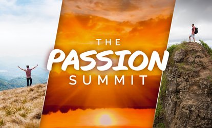 image for The Passion Summit Motivational Event (May 7 and 8)