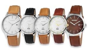 Sélection de montres de la marque Akzent, modèle et coloris au choix
