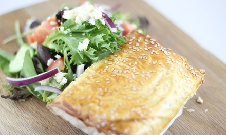 $25 for $50 to Spend on Food and Drinks at Sunset Café and U-Bar in The Kirribilli Club, Lavender Bay